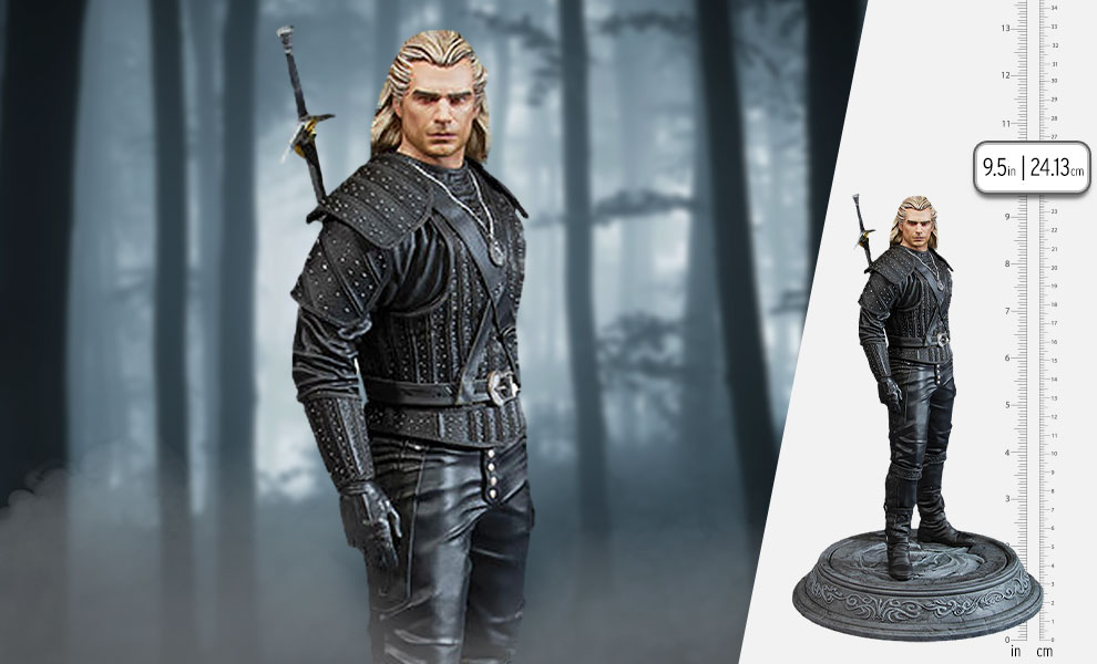 Gallery Feature Image of Geralt Figure - Click to open image gallery
