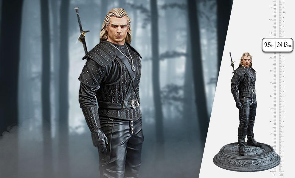 Geralt Figure by Dark Horse Comics