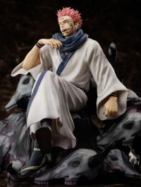 Gallery Image of Sukuna Ryomen Figure