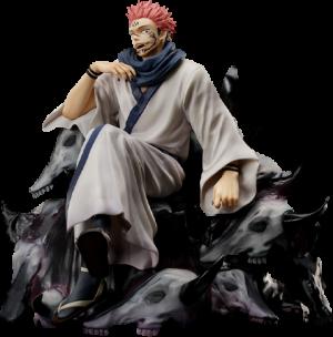 Sukuna Ryomen Figure