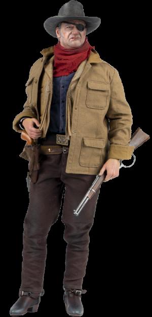 John Wayne Sixth Scale Figure