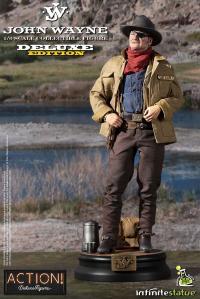 Gallery Image of John Wayne Deluxe Sixth Scale Figure
