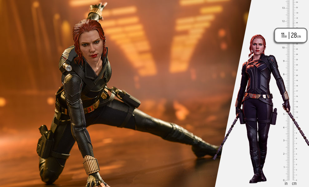 Gallery Feature Image of Black Widow (Special Edition) Sixth Scale Figure - Click to open image gallery