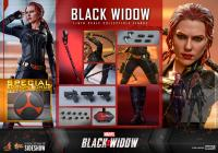 Gallery Image of Black Widow (Special Edition) Sixth Scale Figure