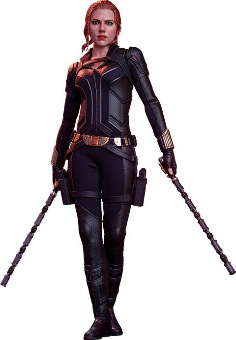 Hot Toys Black Widow (Special Edition) Sixth Scale Figure