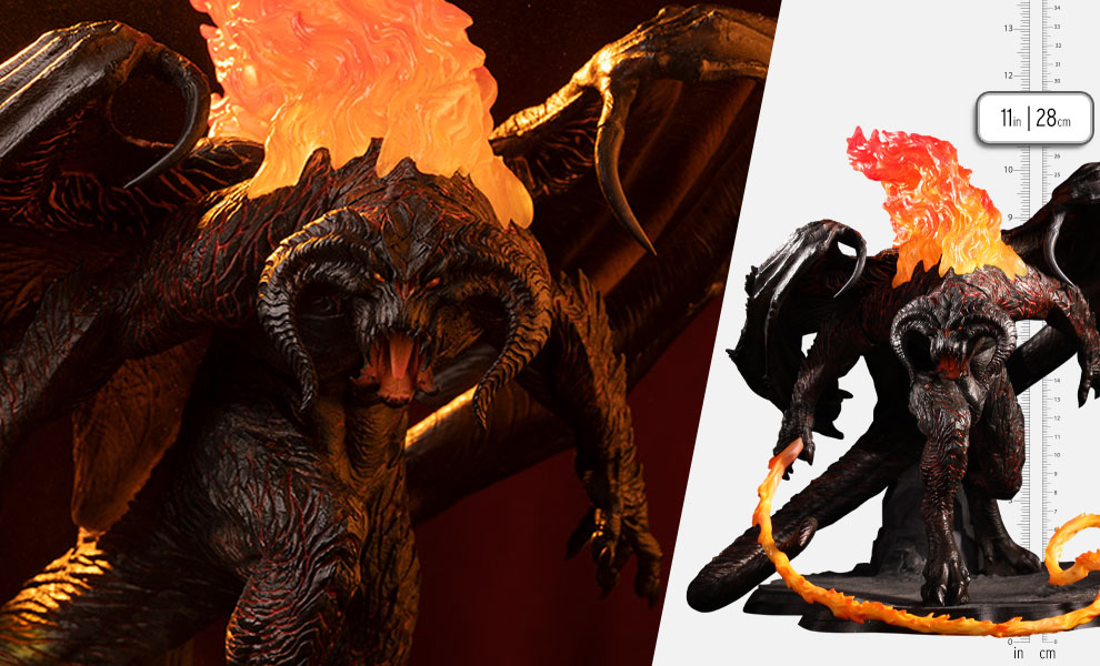 Gallery Feature Image of Balrog Collectible Figure - Click to open image gallery