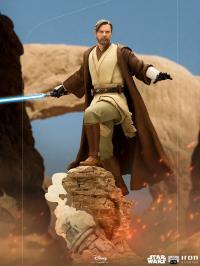 Gallery Image of Obi-Wan Kenobi 1:10 Scale Statue