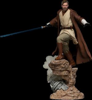 Obi-Wan Kenobi 1:10 Scale Statue