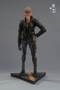 Gallery Image of Big Gun (Black T-Shirt) Figurine