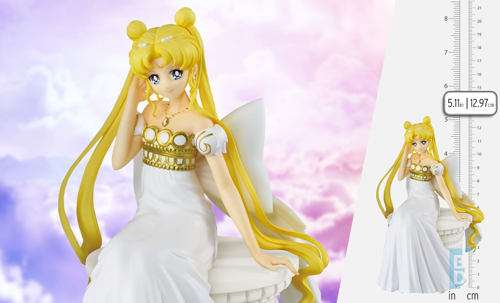 Gallery Feature Image of Princess Serenity Figure - Click to open image gallery