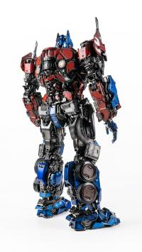 Gallery Image of Cybertronian Optimus Prime Figure