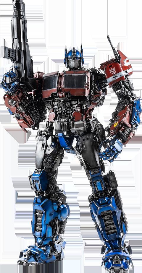 Yolopark Cybertronian Optimus Prime Figure