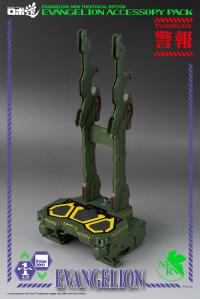 Gallery Image of ROBO-DOU Evangelion Accessory Pack Accessories Set