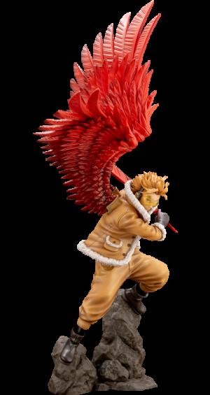 Hawks Statue