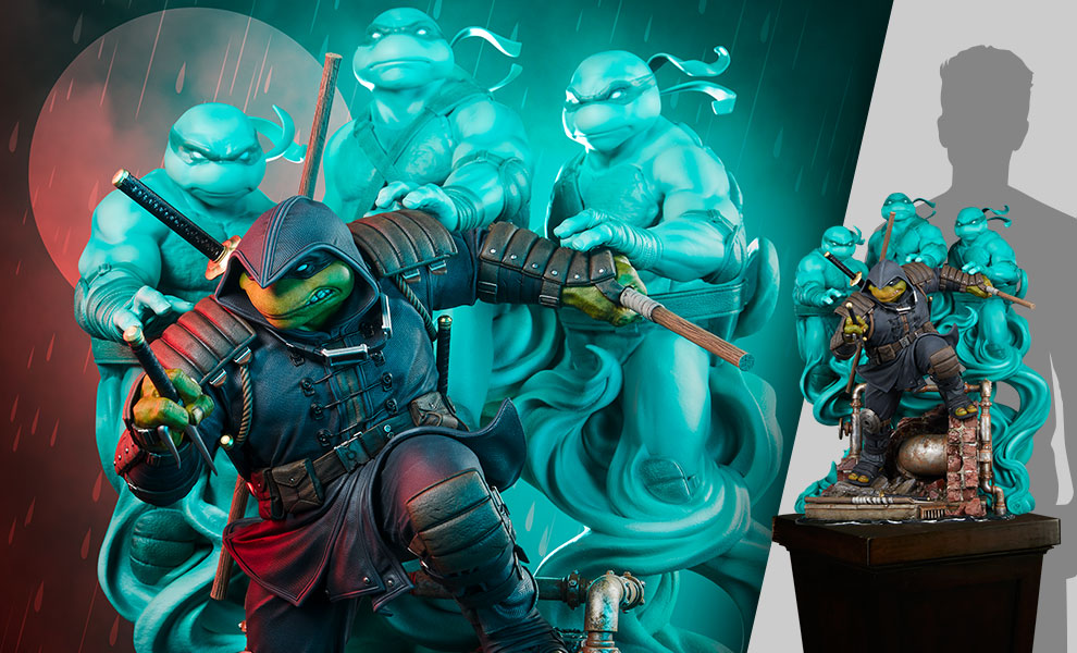 Gallery Feature Image of The Last Ronin - Supreme Edition Statue - Click to open image gallery