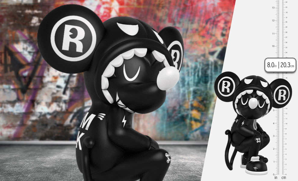 Gallery Feature Image of Cheeky Mouse Vinyl Collectible - Click to open image gallery