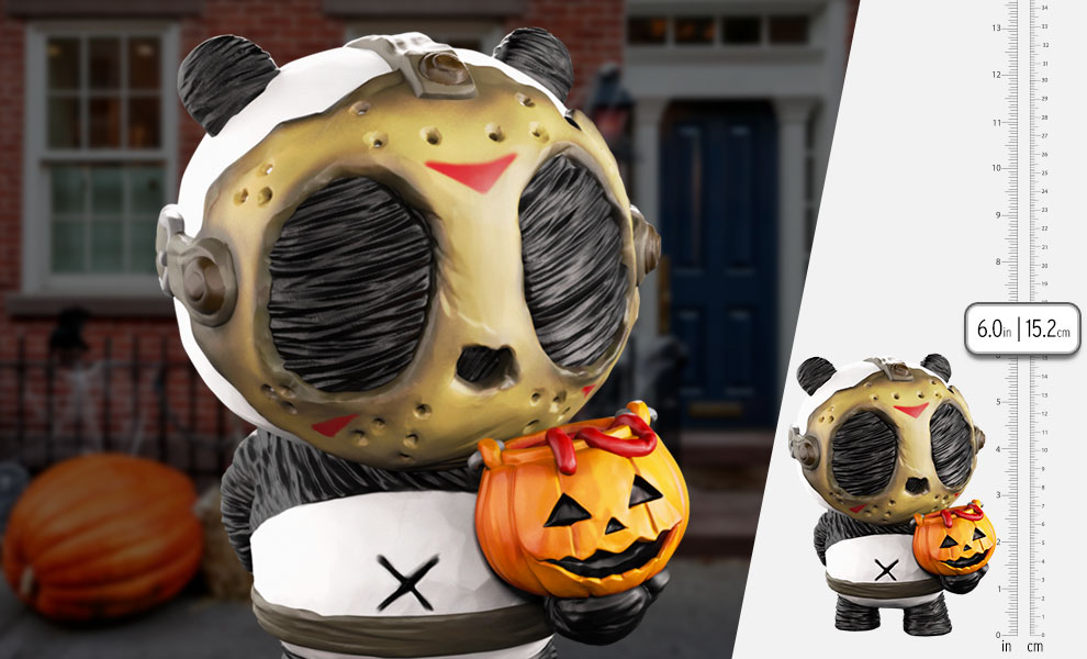 Gallery Feature Image of Panda Ink: Trick Collectible Figure - Click to open image gallery