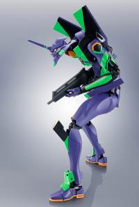 Gallery Image of <Side Eva> Evangelion Test Type-01 Collectible Figure