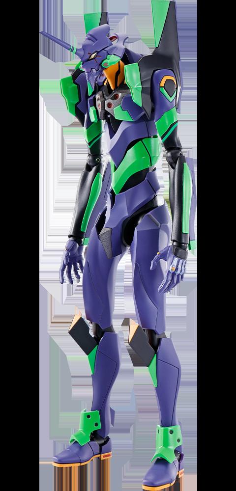 Bandai <Side Eva> Evangelion Test Type-01 Collectible Figure