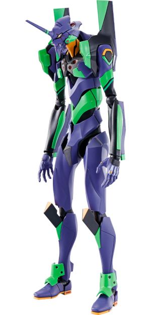 <Side Eva> Evangelion Test Type-01 Collectible Figure