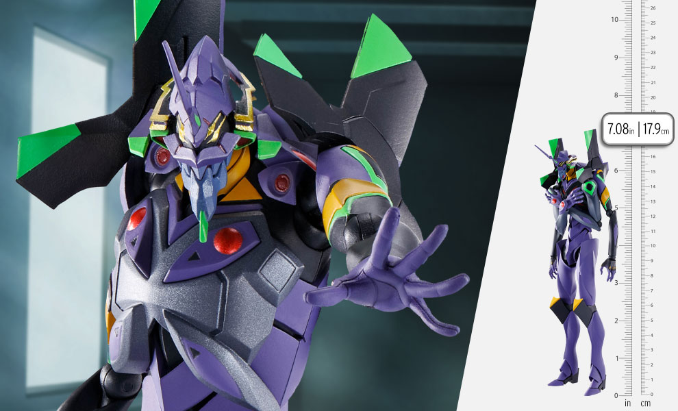 Gallery Feature Image of Evangelion 13 Collectible Figure - Click to open image gallery