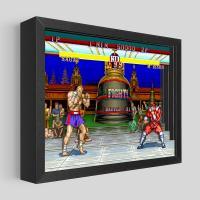 Gallery Image of Street Fighter M. Bison vs. Sagat Shadow box art