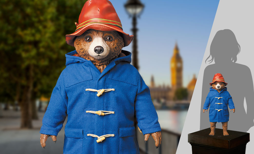 Gallery Feature Image of Paddington VCD Figure - Click to open image gallery
