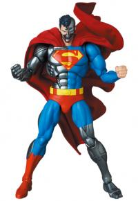 Gallery Image of Cyborg Superman (Return of Superman) Collectible Figure