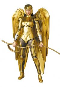 Gallery Image of Wonder Woman (Golden Armor Version) Collectible Figure