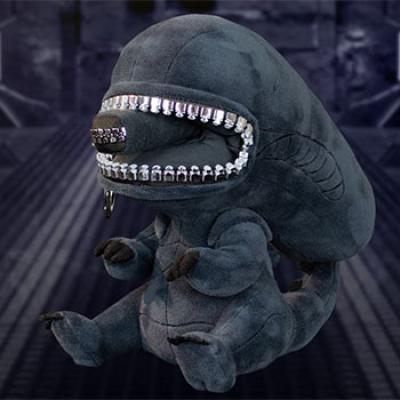 Xenomorph Zippermouth