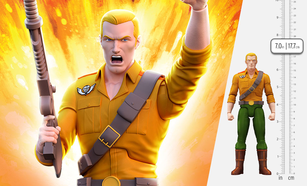 Gallery Feature Image of Duke Action Figure - Click to open image gallery