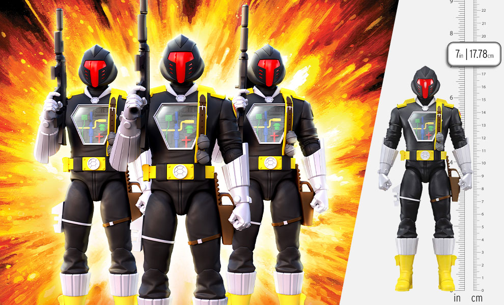 Gallery Feature Image of Cobra B.A.T Action Figure - Click to open image gallery