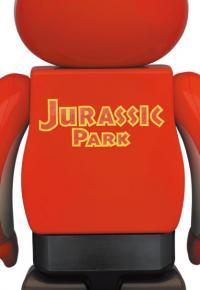 Gallery Image of Be@rbrick Jurassic Park 100% & 400% Bearbrick