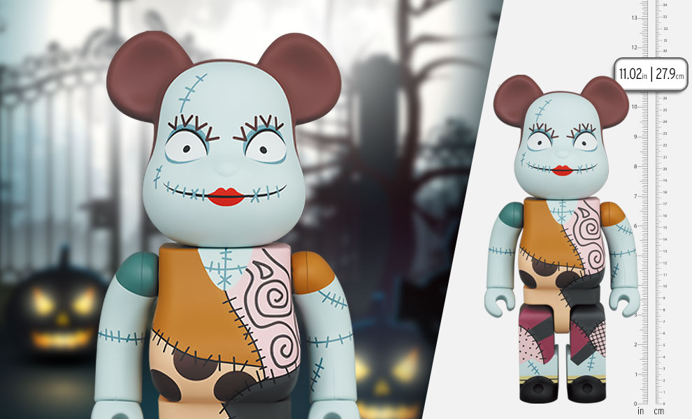 Gallery Feature Image of Be@rbrick Sally 400% Bearbrick - Click to open image gallery