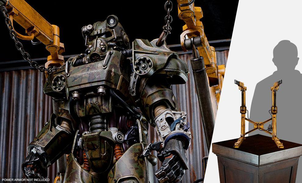 Power Armor Station Sixth Scale Figure Accessory by Threezero