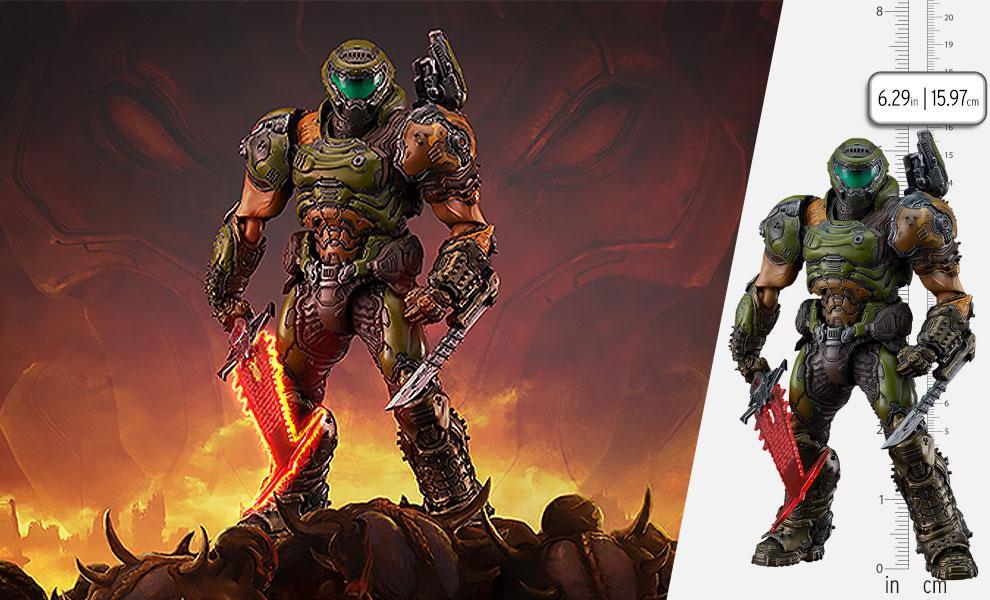 Doom Slayer Figma Collectible Figure by Good Smile Company