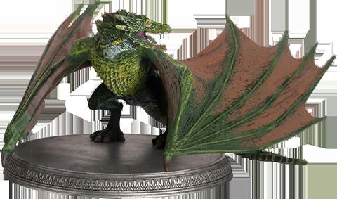 Eaglemoss Rhaegal the Dragon Figurine