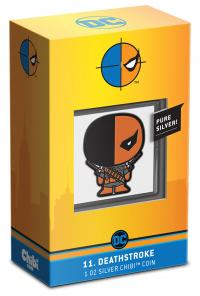 Gallery Image of Deathstroke 1oz Silver Coin Silver Collectible