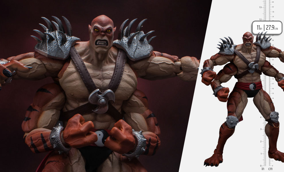 Gallery Feature Image of Kintaro Action Figure - Click to open image gallery