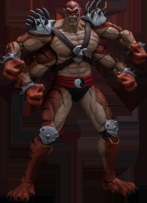Storm Collectibles Kintaro Action Figure