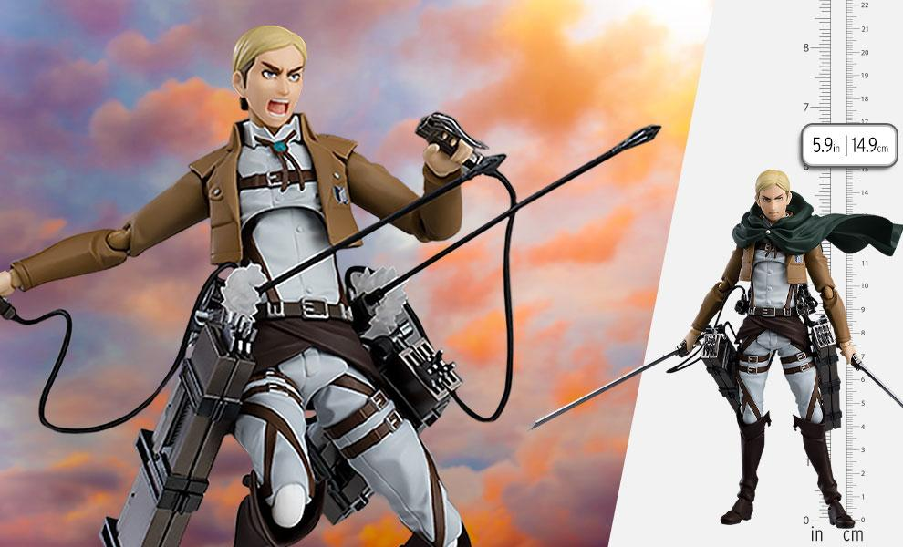 Erwin Smith Figma Collectible Figure by Max Factory
