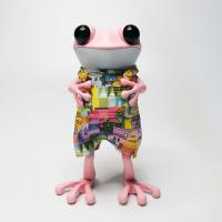 Gallery Image of Townie Froggie Designer Toy