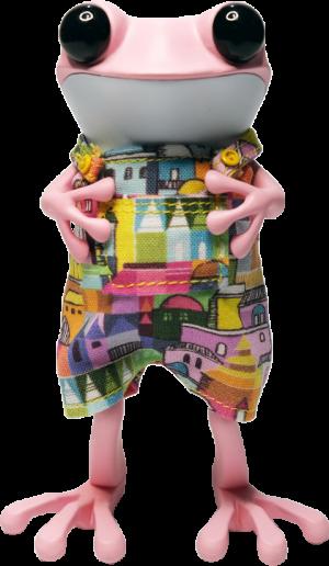 Townie Froggie Designer Toy