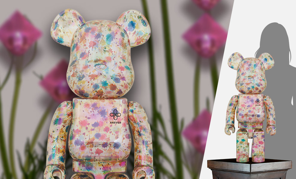 Gallery Feature Image of Be@rbrick Anever 1000% Bearbrick - Click to open image gallery