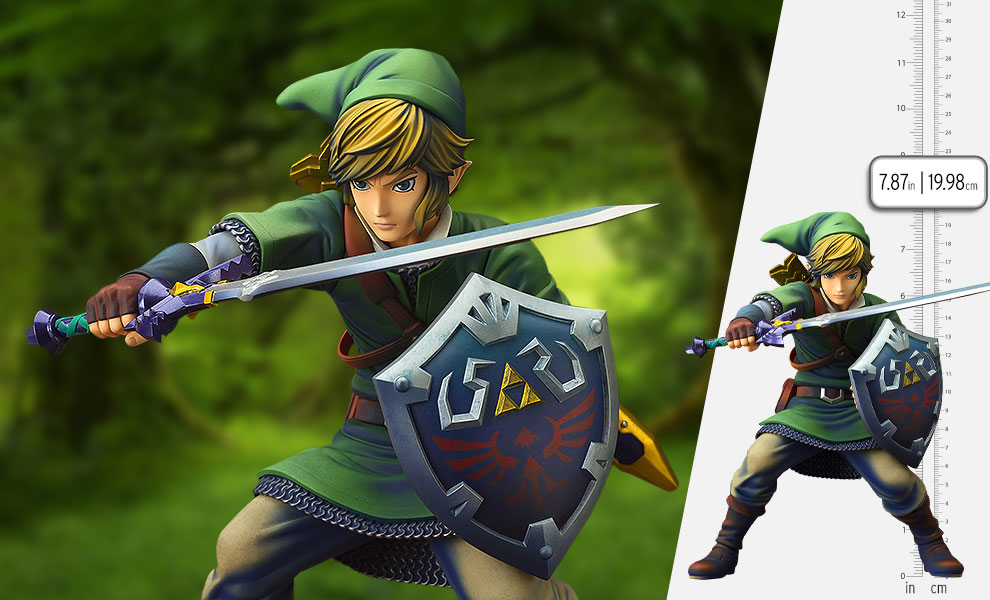 Gallery Feature Image of Link Collectible Figure - Click to open image gallery