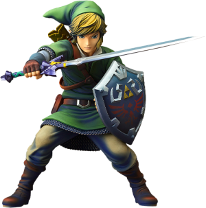 Link Collectible Figure