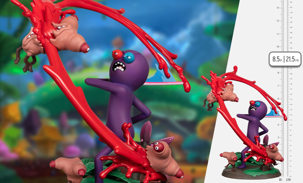 Gallery Feature Image of Trover Saves the Universe Statue - Click to open image gallery