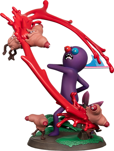 Level52 Studios Trover Saves the Universe Statue