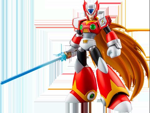 Kotobukiya Mega Man X Zero Model Kit