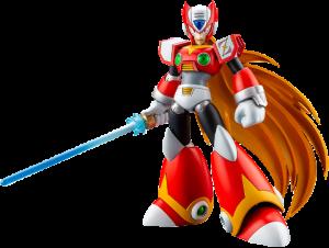 Mega Man X Zero Model Kit